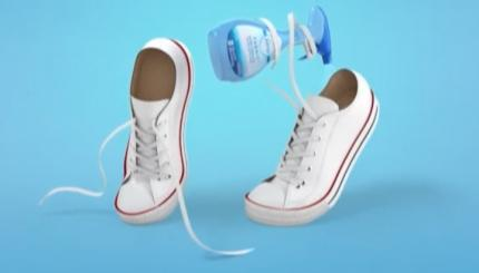 Febreze - How to Clean your Sneakers
