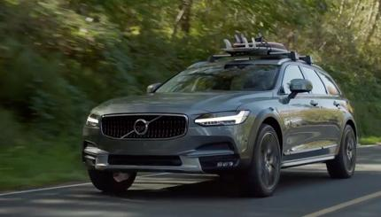 Volvo - Cross Country