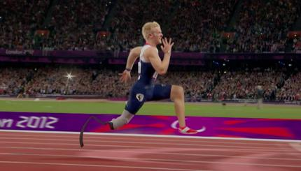 British Paralympic Association Supercharge