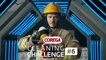 Corega - Cleaning Challenge
