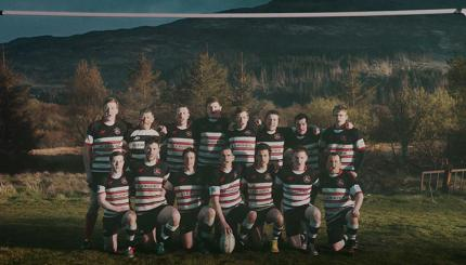 Land Rover - Grassroots Rugby - Isle of Mull
