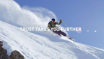 Helly Hansen - Trust Takes You Further
