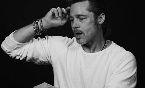 W Magazine - Brad Pitt's Five Firsts