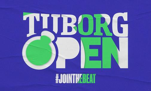 Tuborg Open - Join the Beat - Bosnia